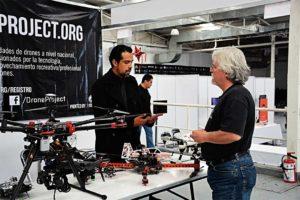 Expo Industria de los Drones - DRN México Dron Fest